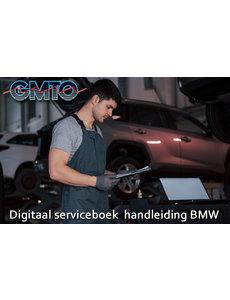 Digitaal Serviceboek Handleiding BMW en Mini