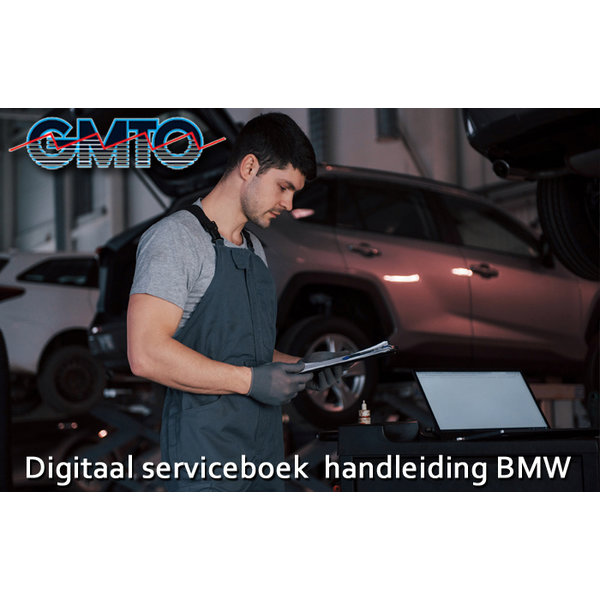 Digitaal Serviceboek BMW en Mini