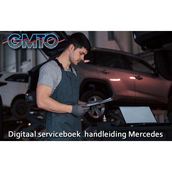 Digital service book manual Mercedes-benz Smart