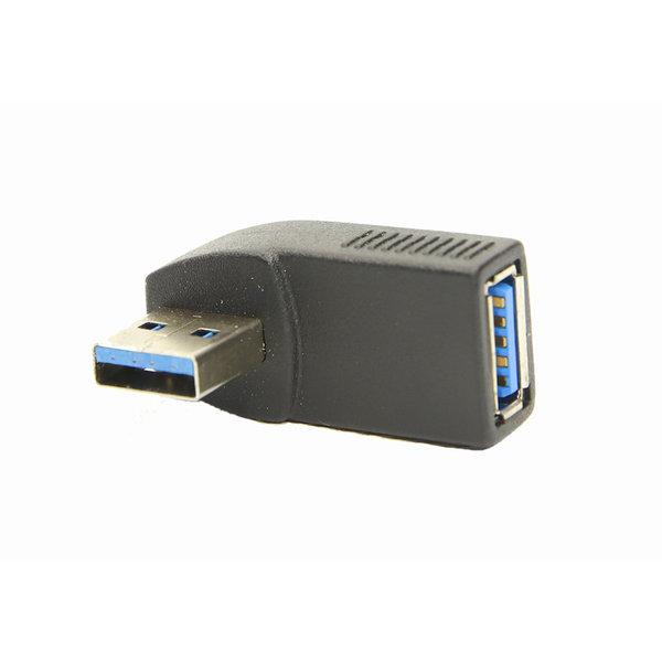 Haakse aansluiting USB 3.0