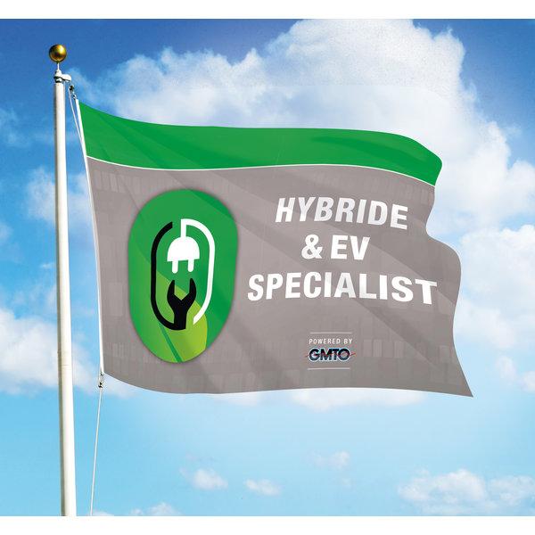 Vlag: Hybride & EV Specialist