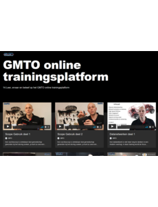 Access to the GMTO online training platform for the entire company