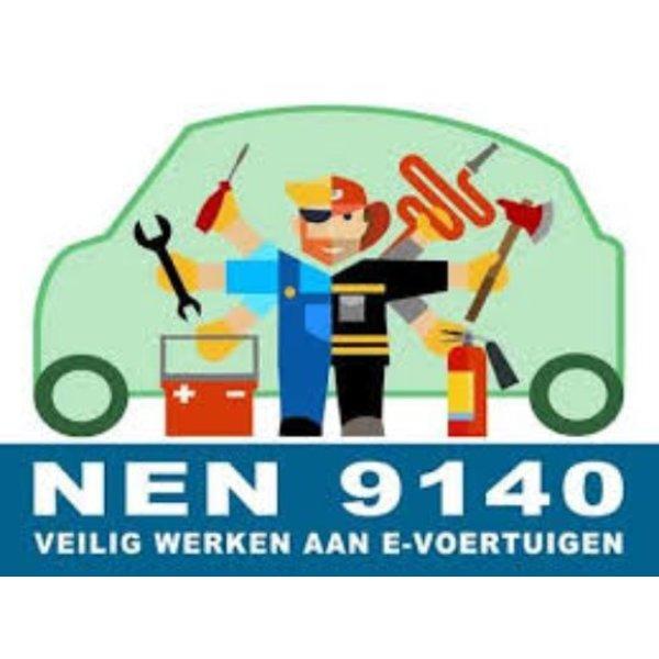 NEN 9140 Richtlijnen