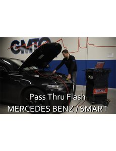 Pass Thru Flash Mercedes / Smart