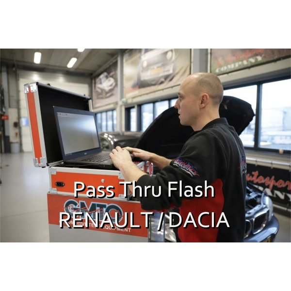 Pass Thru Flash Renault / Dacia