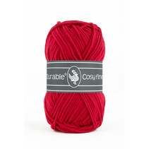Cosy Fine 317 Deep Red