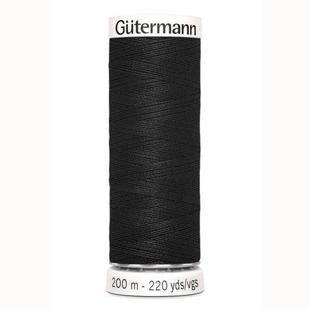Gütermann Allesnaaigaren Polyester 200m 000