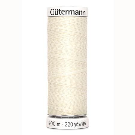Gütermann Allesnaaigaren Polyester 200m 001