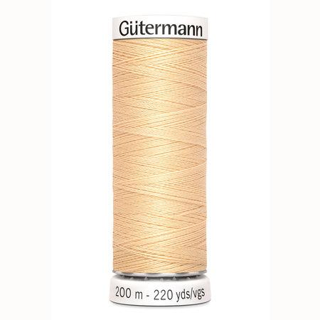 Gütermann Allesnaaigaren Polyester 200m 006