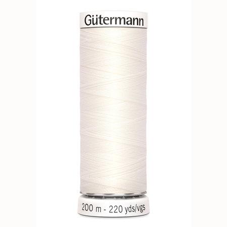 Gütermann Allesnaaigaren Polyester 200m 111