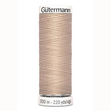 Gütermann Allesnaaigaren Polyester 200m 121