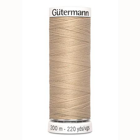 Gütermann Allesnaaigaren Polyester 200m 186