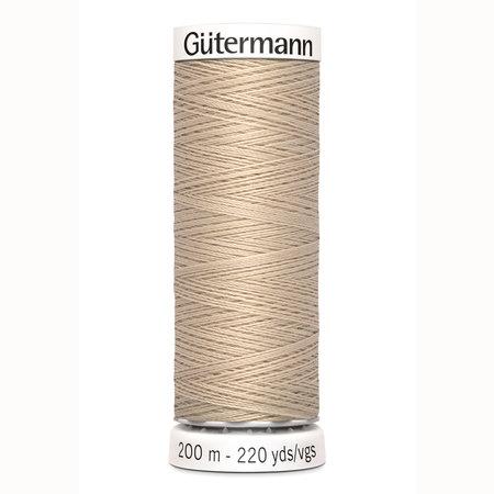 Gütermann Allesnaaigaren Polyester 200m 198