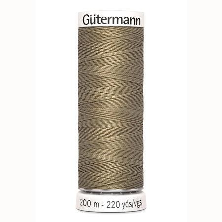 Gütermann Allesnaaigaren Polyester 200m 208