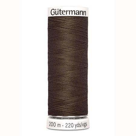 Gütermann Allesnaaigaren Polyester 200m 222