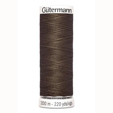 Gütermann Allesnaaigaren Polyester 200m 252