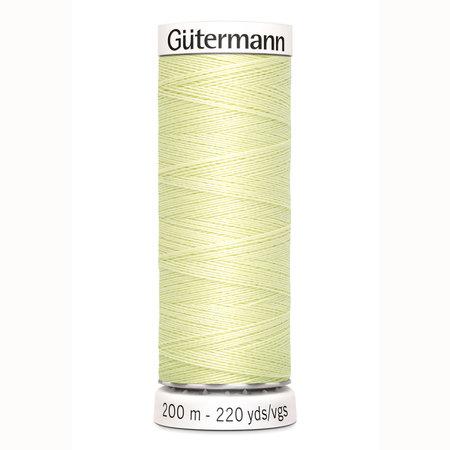 Gütermann Allesnaaigaren Polyester 200m 292