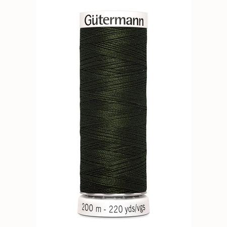Gütermann Allesnaaigaren Polyester 200m 304