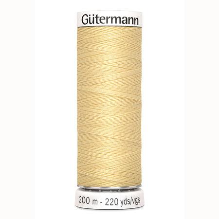 Gütermann Allesnaaigaren Polyester 200m 325