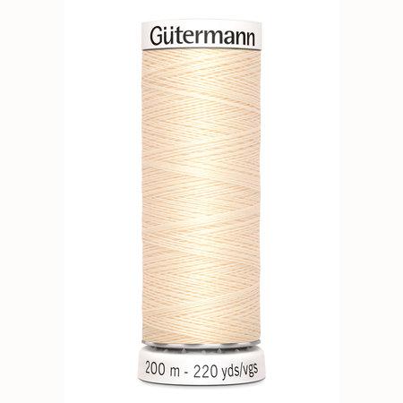 Gütermann Allesnaaigaren Polyester 200m 414