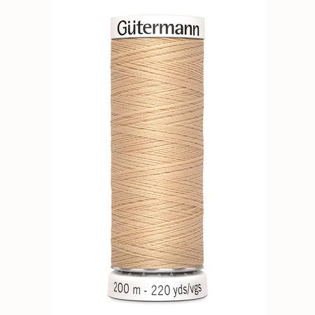 Gütermann Allesnaaigaren Polyester 200m 421