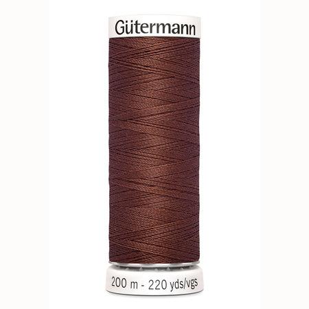 Gütermann Allesnaaigaren Polyester 200m 478