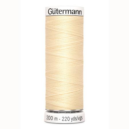 Gütermann Allesnaaigaren Polyester 200m 610