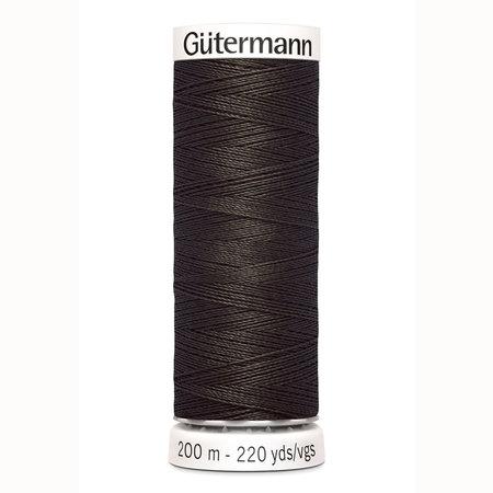 Gütermann Allesnaaigaren Polyester 200m 671