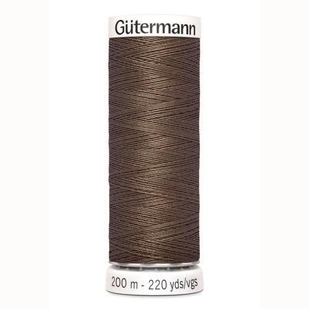 Gütermann Allesnaaigaren Polyester 200m 672