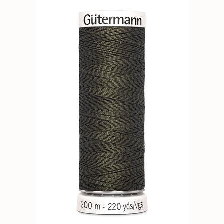Gütermann Allesnaaigaren Polyester 200m 673