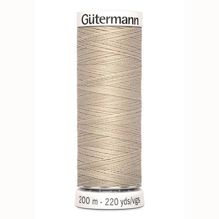 Gütermann Allesnaaigaren Polyester 200m 722