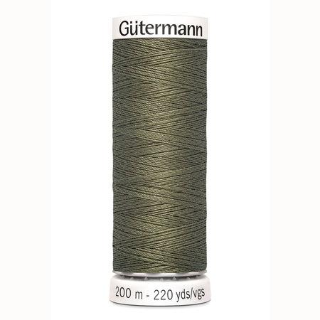 Gütermann Allesnaaigaren Polyester 200m 825