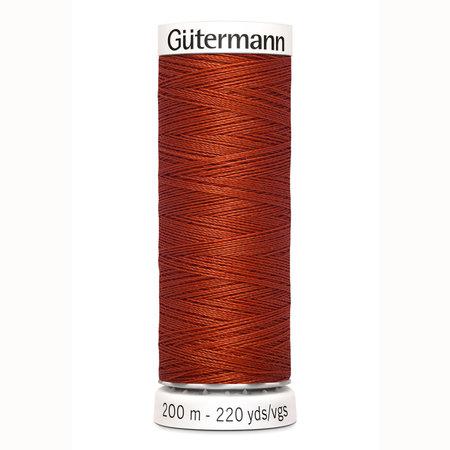 Gütermann Allesnaaigaren Polyester 200m 837