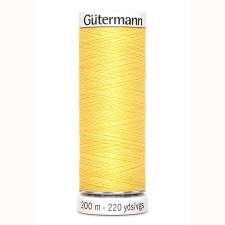 Gütermann Allesnaaigaren Polyester 200m 852
