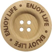 Knoop Enjoy life 40mm