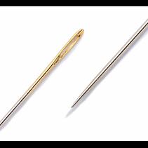 Parelnaalden ST 10/12 0,45x55/0,40x50mm si-fb