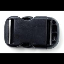 Klikgesp sterk KST 30 mm zwart