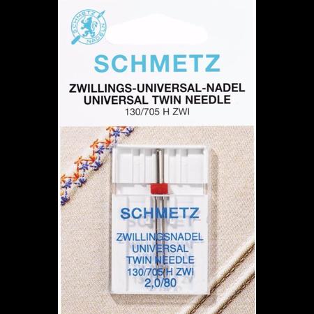 Schmetz tweeling 2,0-80