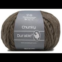 Chunky Wool 2230 Dark Brown