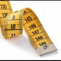 Centimeter profi 150cm geel