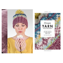YARN The After Party nr.07 Fair Isle Hat NL