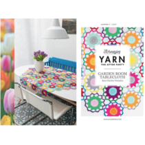 YARN The After Party nr.11 Garden Room Tablecloth NL