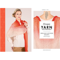 YARN The After Party nr.15 Dream Catcher Shawl NL