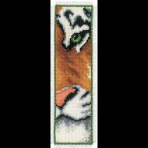Bladwijzer tijgerkop