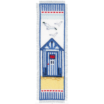 Bladwijzer strandhuisje