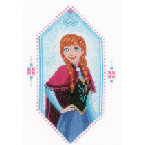 Telpakket Kit disney Frozen 2 Anna