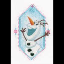 Telpakket Kit Disney Olaf