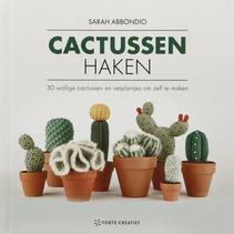 Cactussen haken - Sarah Abbondio