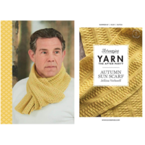 Yarn The after party 87 Autumn Sun Scarf