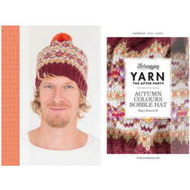 YARN The After Party nr.36 Autumn Bobble Hat NL